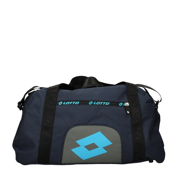 LOTTO DUFFLE BAG BLUE