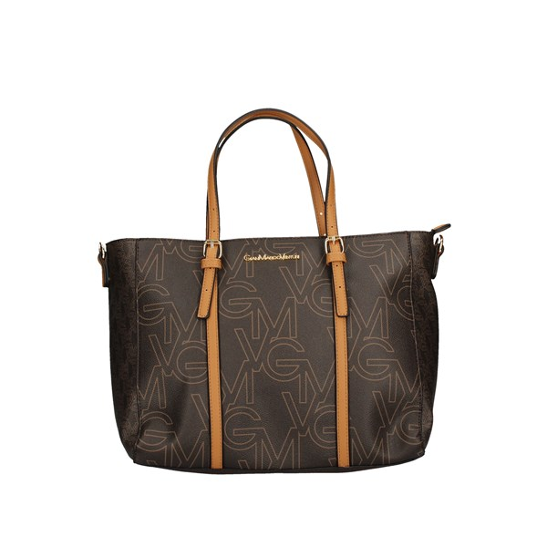 GIANMARCO VENTURI Shopping BROWN