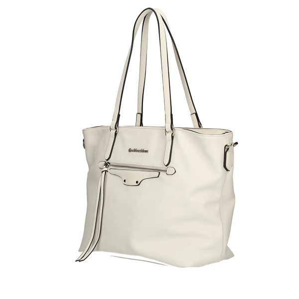 GIANMARCO VENTURI Shopping WHITE