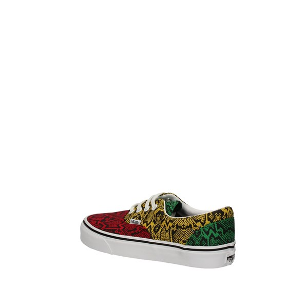 VANS low MULTICOLOR