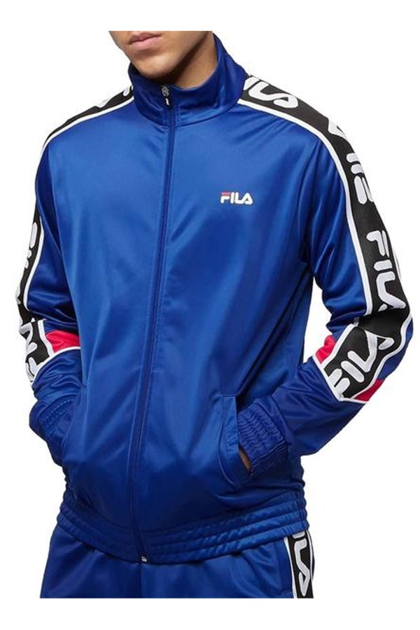FILA With zip BLUE