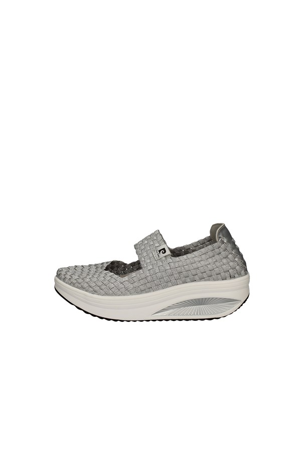 PIERRE CARDIN Slip on SILVER