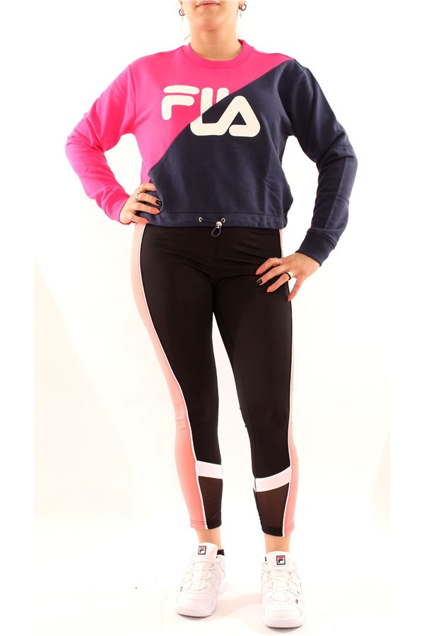FILA SWEAT FUCHSIA