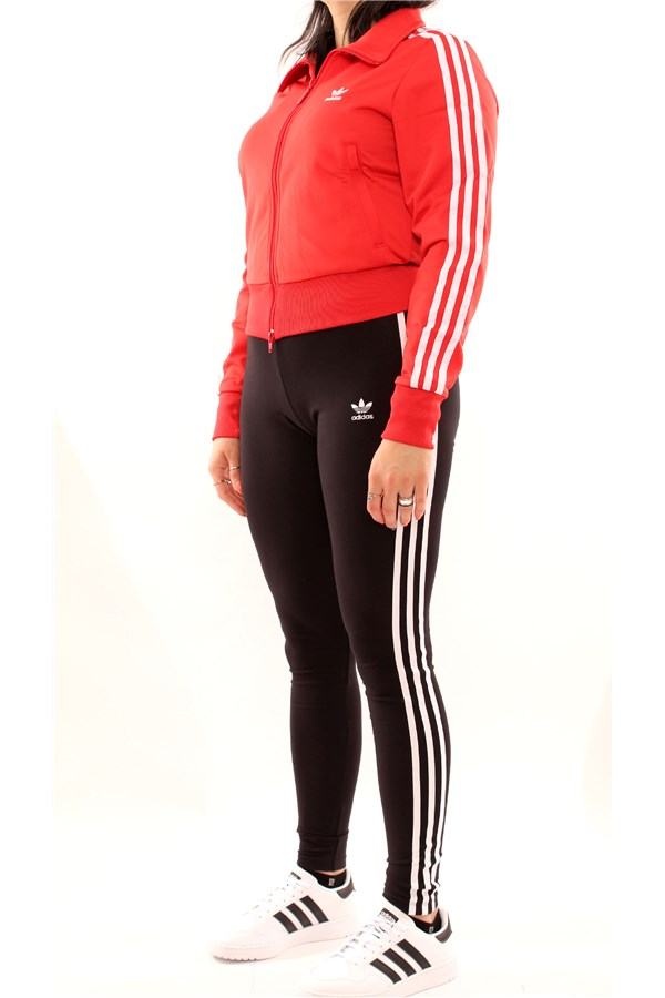 ADIDAS SWEAT RED