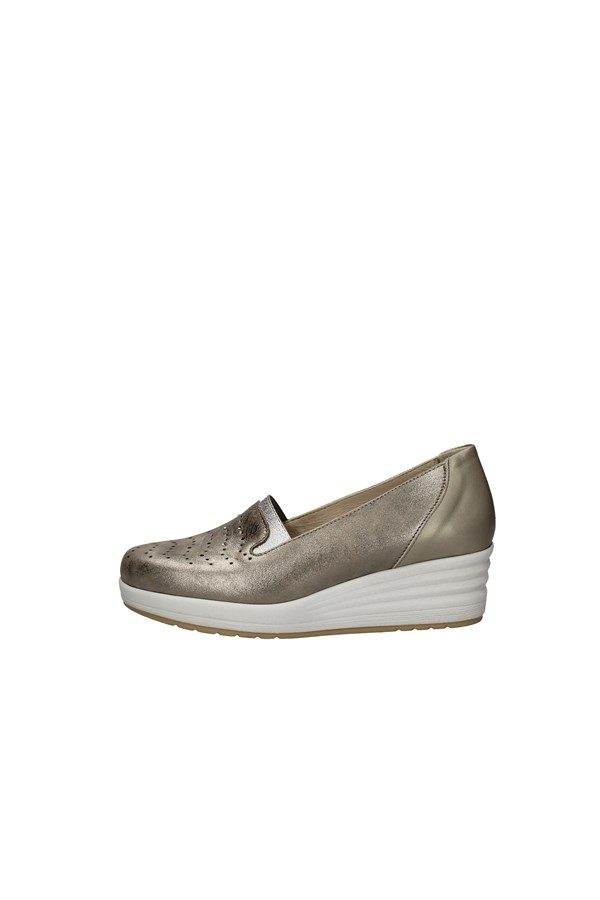 FLORANCE With wedge TAUPE