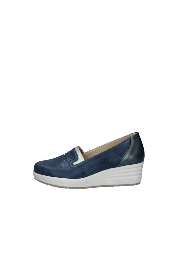 FLORANCE With wedge BLUE