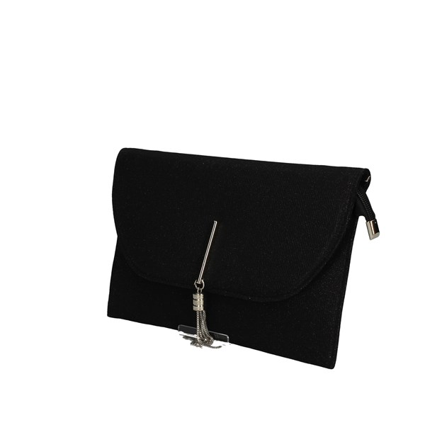 MARINA GALANTI CLUTCH BLACK