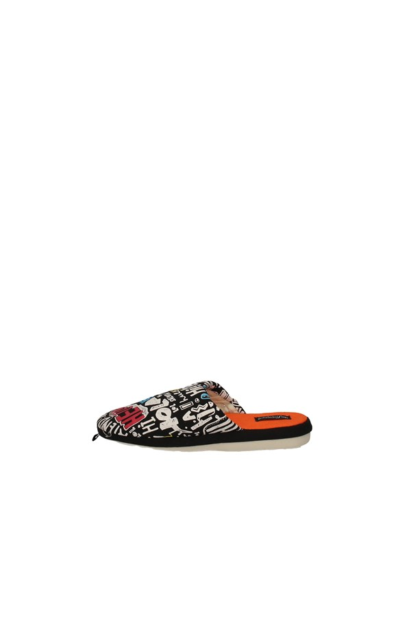 DE FONSECA SLIPPER BLACK