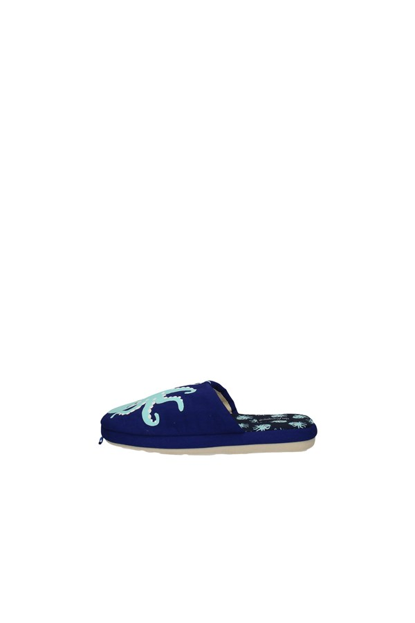 DE FONSECA SLIPPER BLUE