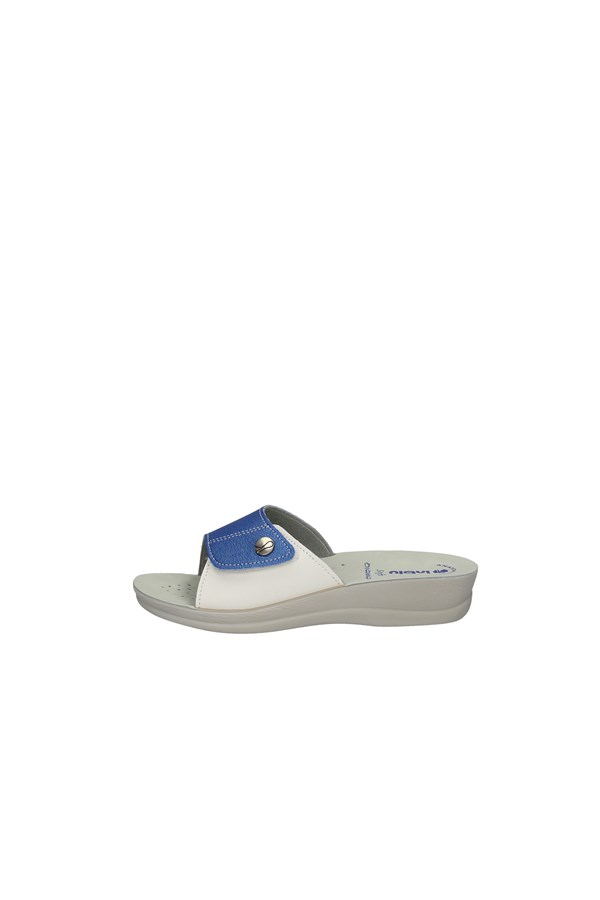 INBLULow shoes  slippers VR 45 BLUE