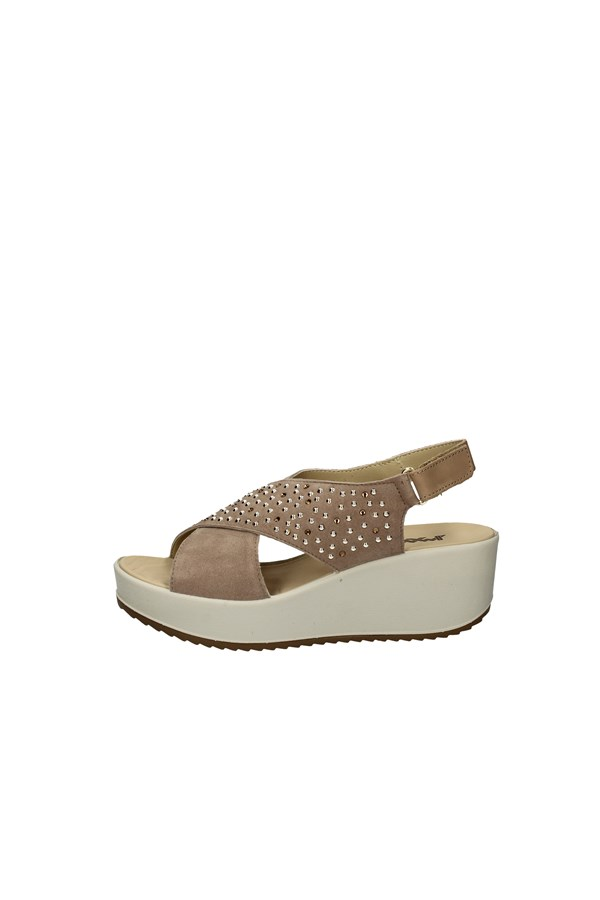 IMAC SANDALS TAUPE