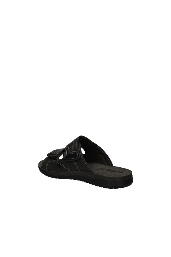 INBLU SANDALS ANTHRACITE