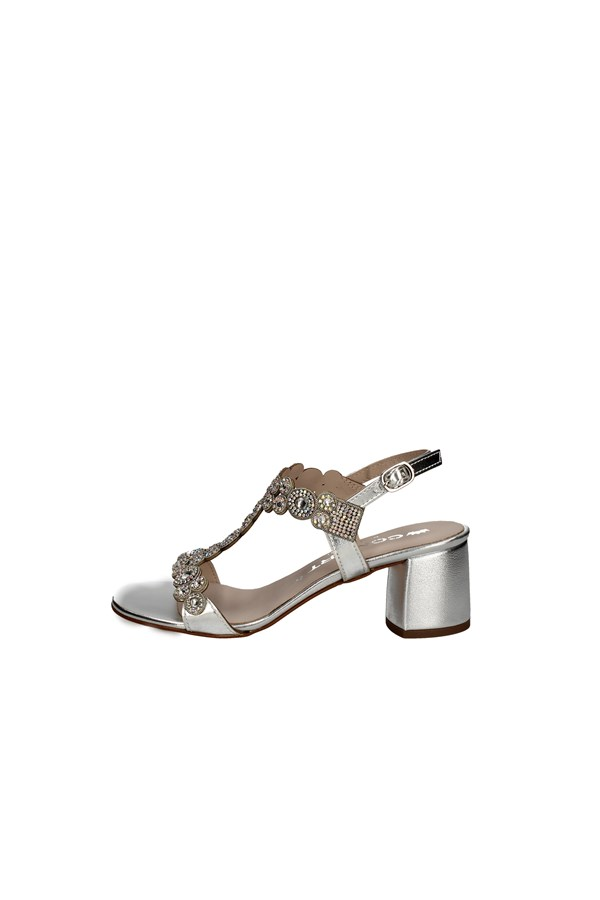 COMART With heel SILVER