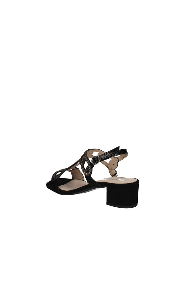 COMART With heel BLACK