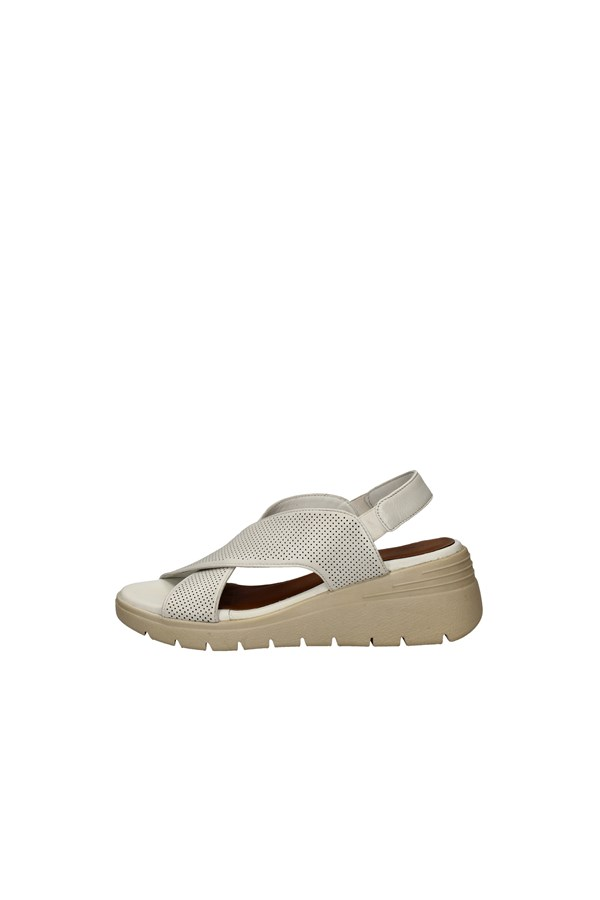 ANNALU'  With wedge WHITE