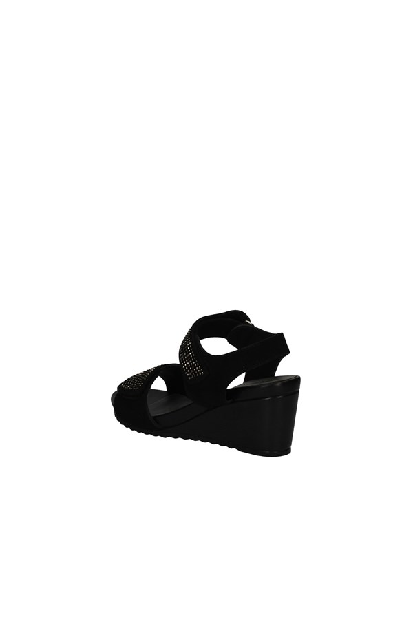 KELIDON With wedge BLACK