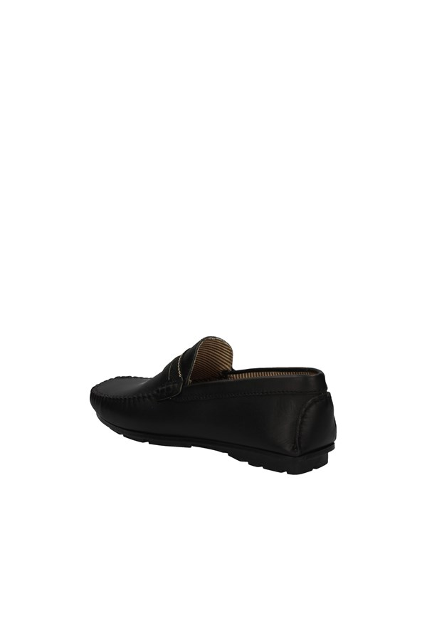 PORTOFINO Loafers BLACK