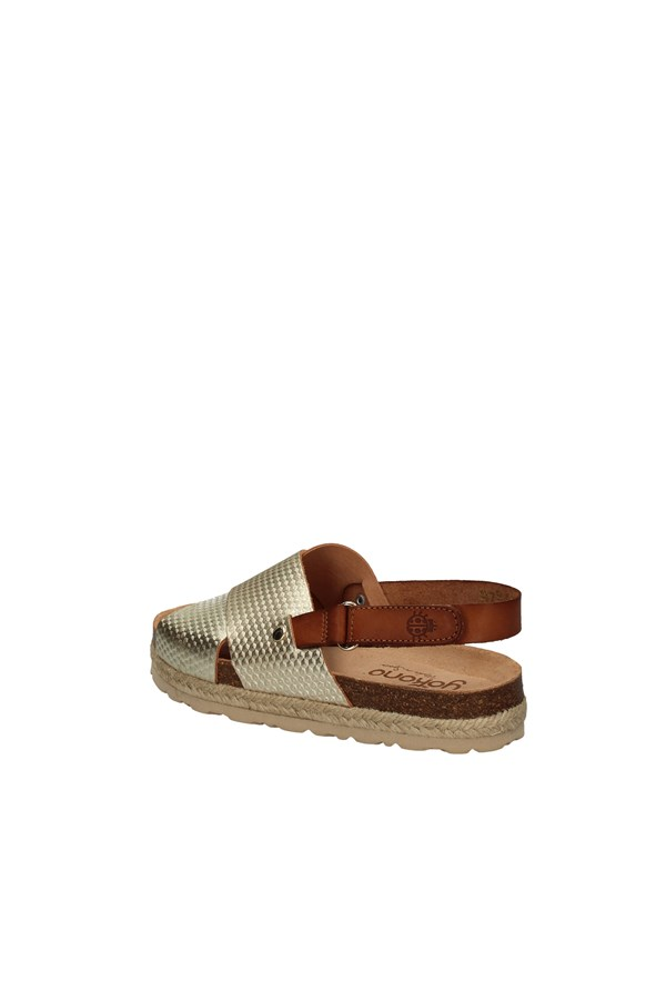 YOKONO SANDALS PLATINUM