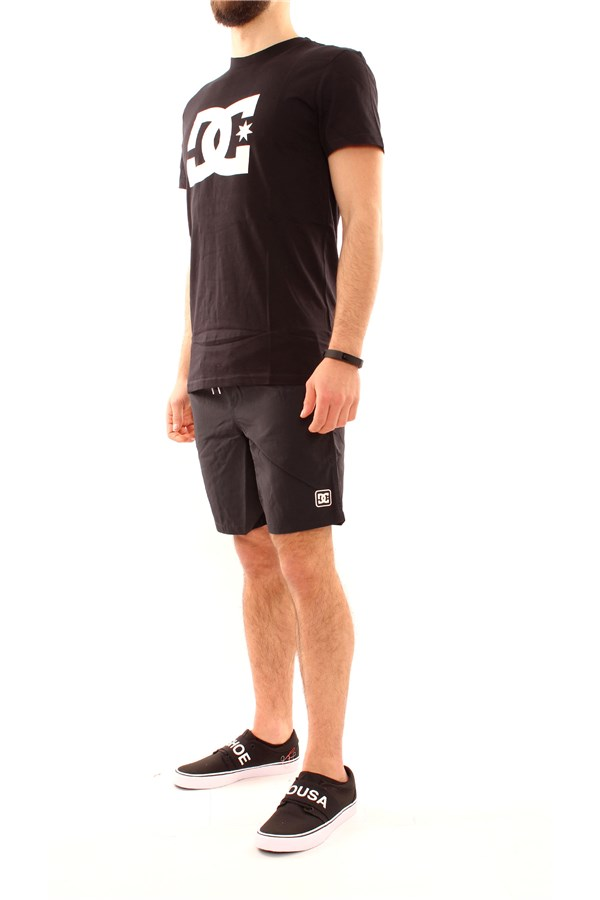 DC Short sleeve BLACK