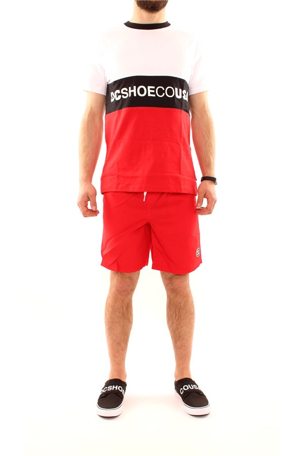 DC Short sleeve RED