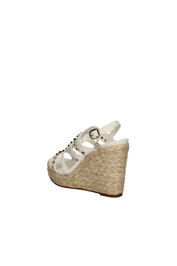 LAURA BIAGIOTTI With wedge WHITE