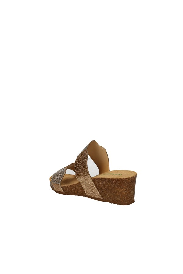 RIPOSELLA   With wedge GOLD