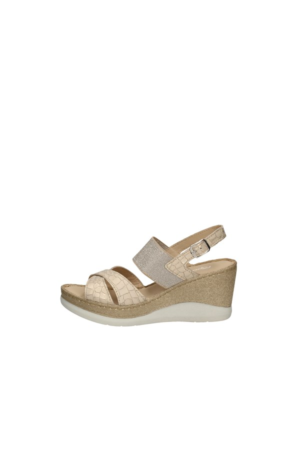 RIPOSELLA   With wedge BEIGE