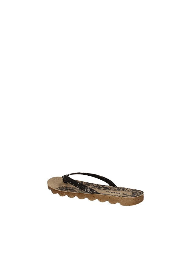 INBLU SANDALS BLACK