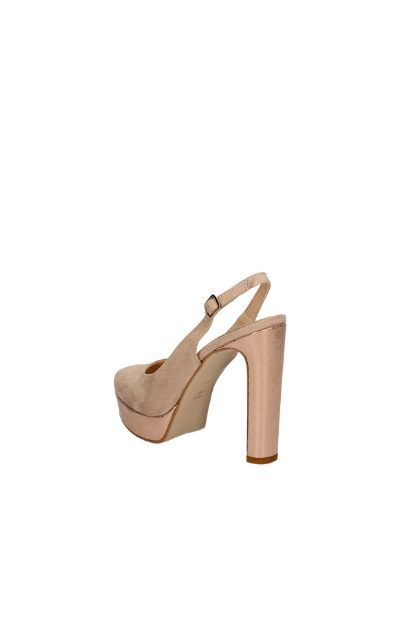 MARA PALMAS COLLECTION With heel NUDE