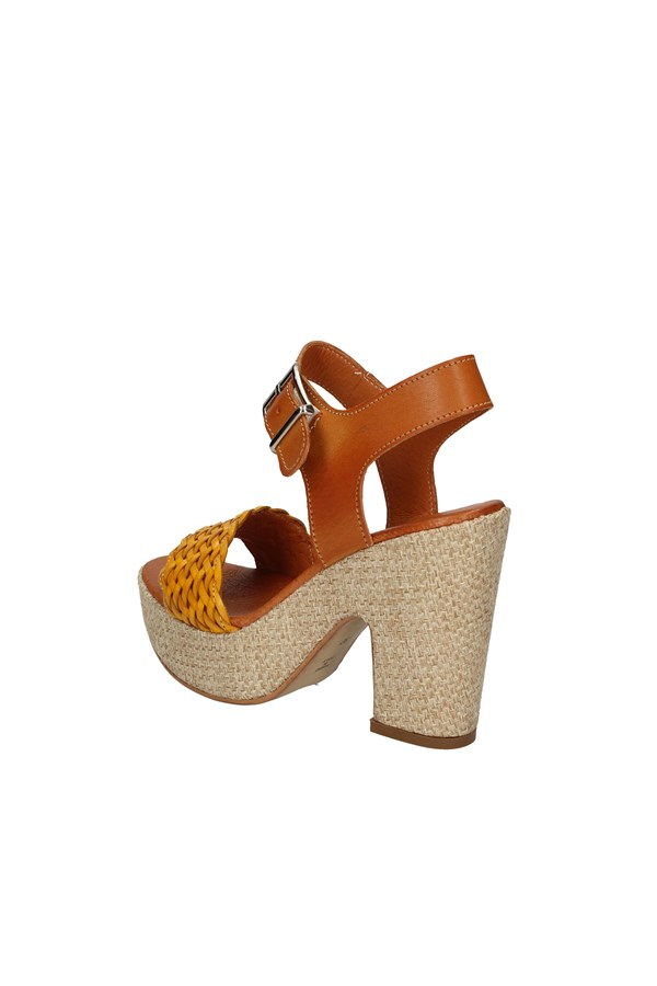 CINZIA SOFT With heel LEATHER