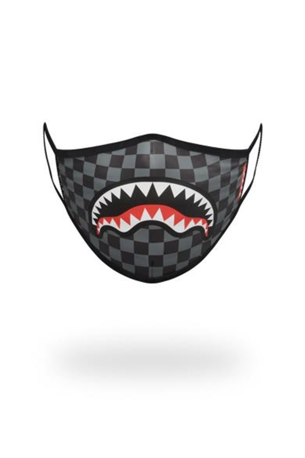 SPRAYGROUND MASK GREY