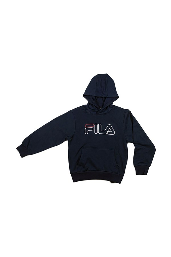 FILA Hoodies IRIS BLUE