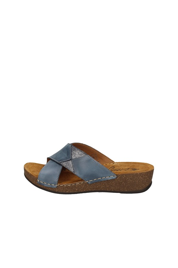 FLORANCE slippers JEANS