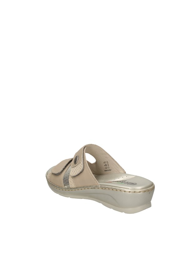 FLORANCE slippers BEIGE