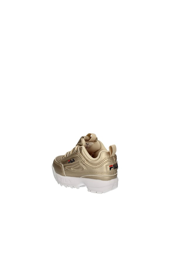 FILA low GOLD