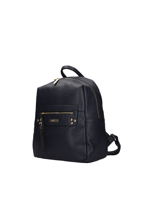 LANCETTI Backpacks NAVY
