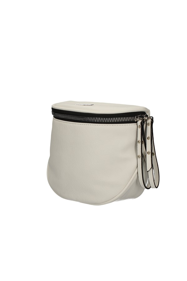 LANCETTI shoulder bag WHITE
