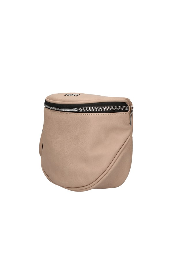 LANCETTI shoulder bag NUDE