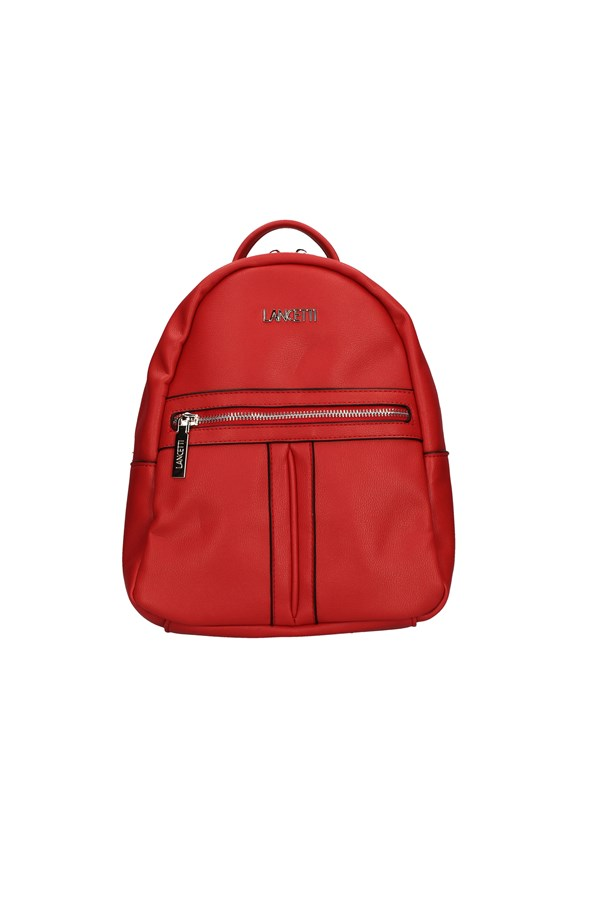 LANCETTI Backpacks RED
