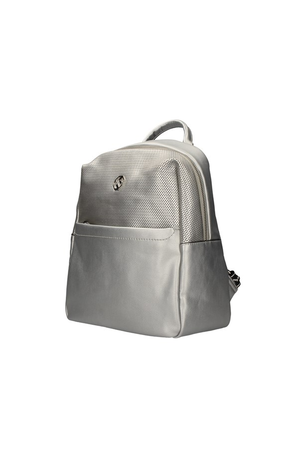 MARINA GALANTI BACKPACK SILVER