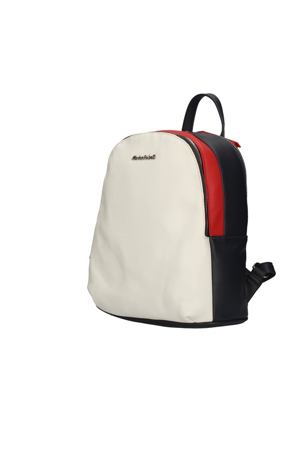 MARINA GALANTI BACKPACK WHITE