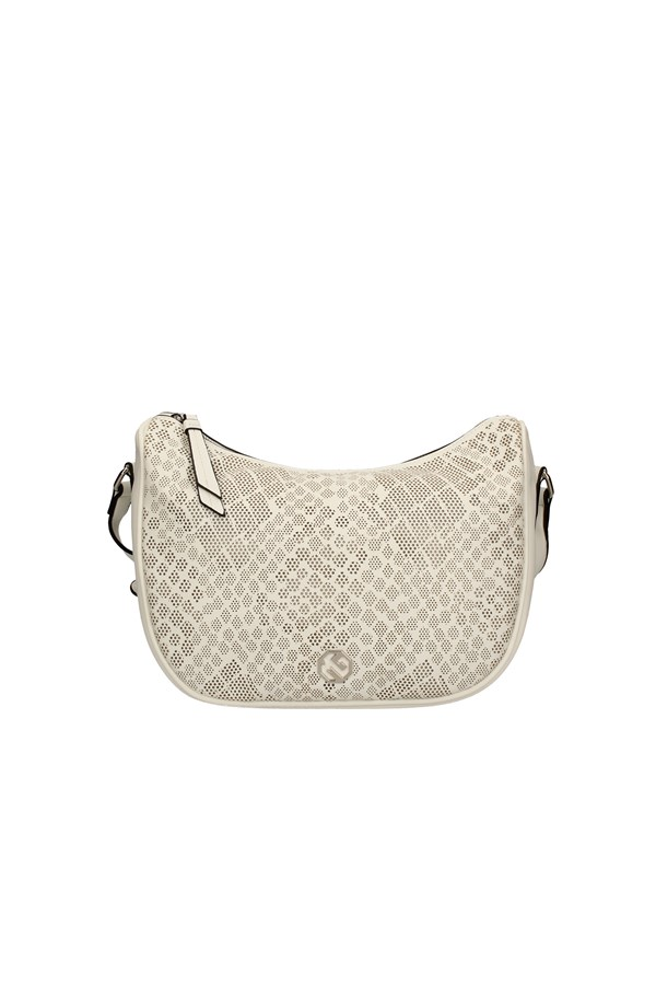 MARINA GALANTI SHOULDER BAG WHITE