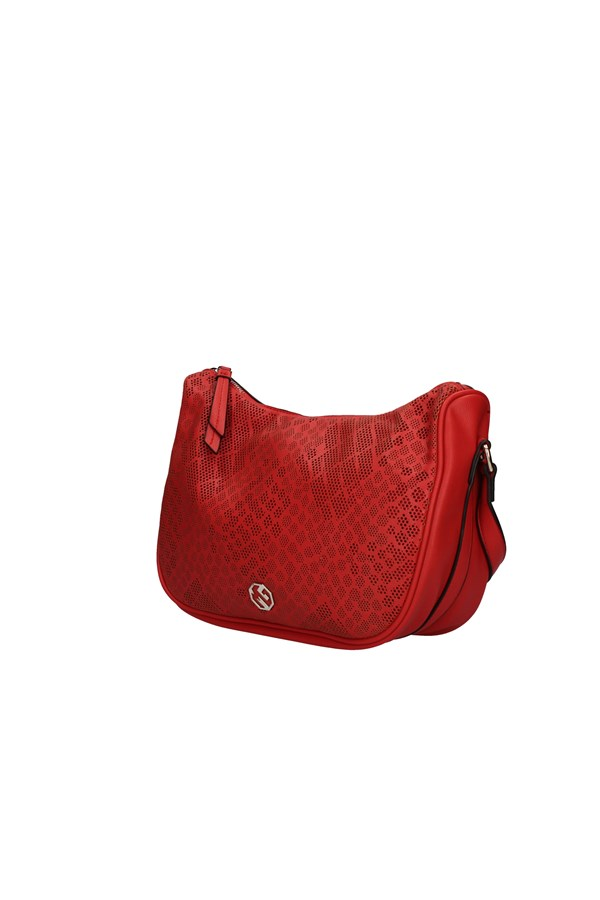 MARINA GALANTI SHOULDER BAG RED
