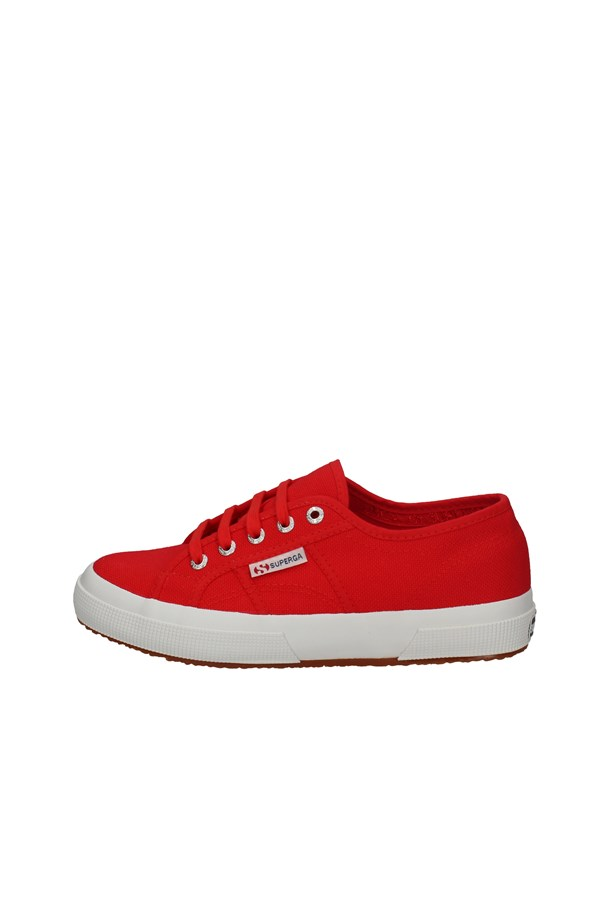 SUPERGA low RED