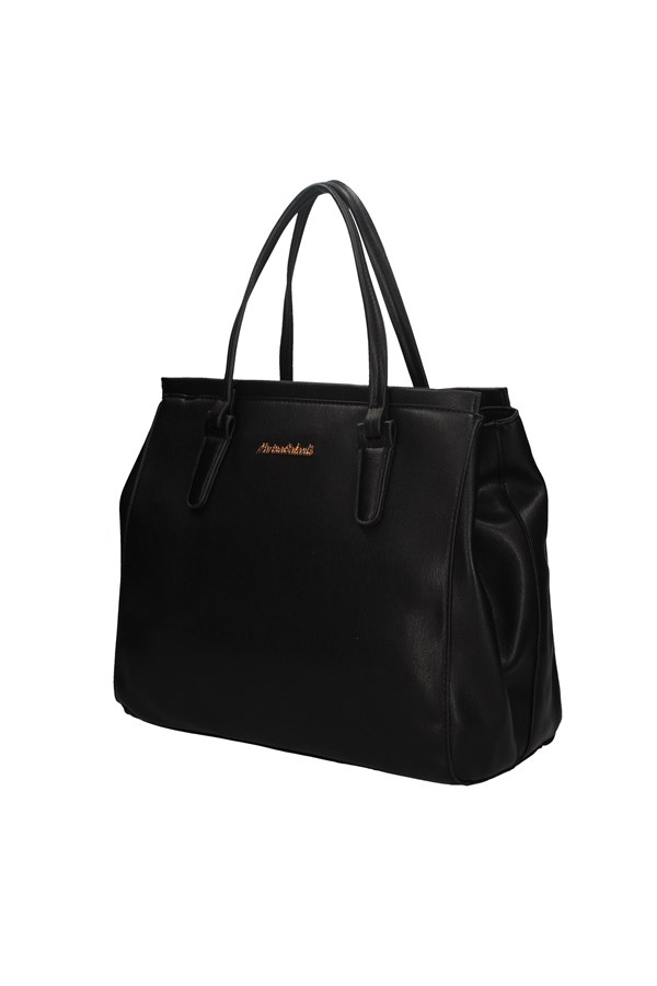 MARINA GALANTI SHOPPER BLACK