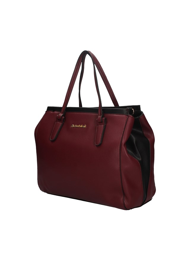 MARINA GALANTI SHOPPER red