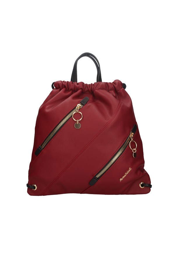MARINA GALANTI BACKPACK red