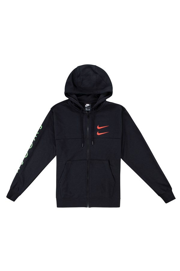 NIKE SWEAT BLACK