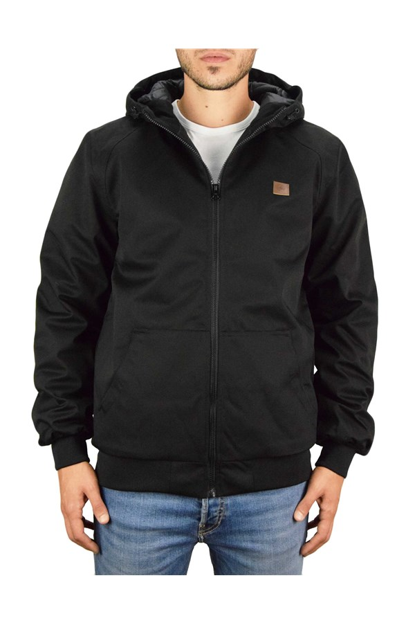 DC JACKET BLACK