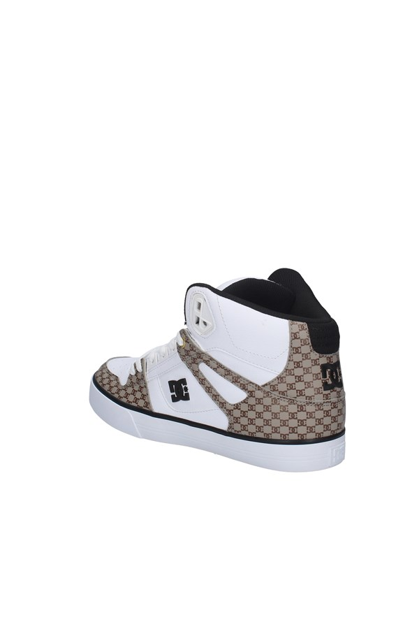 DC SNEAKERS WHITE